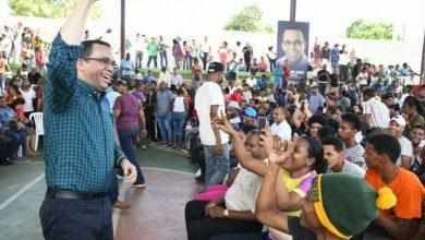 Photo of Los Alcarrizos se vuelca en apoyo al proyecto de Andrés Navarro