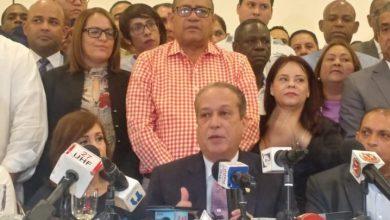Photo of Pared Pérez retira sus aspiraciones a la Presidencia