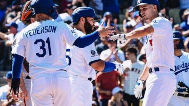 Photo of Dodgers blanquean y reducen número mágico a 2