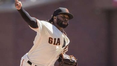 Photo of Cueto, Dubón brillan y Gigantes vencen a Marlins