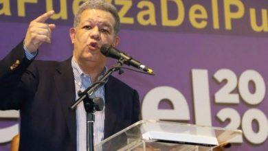 Photo of Leonel Fernández: perder «es una hipótesis que para nosotros no resulta posible»