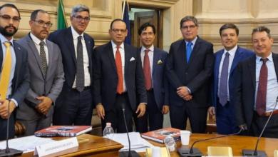 Photo of Colegio de Abogados Dominicano y la Orden de Abogados de Roma suscriben acuerdo de cooperación interinstitucional