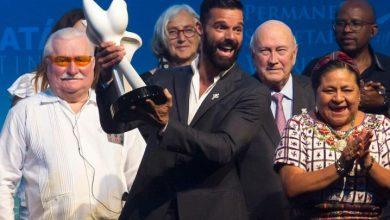 Photo of Ricky Martin pide igualdad en el Día Internacional de la Paz