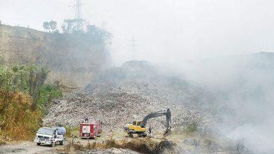 Photo of Fuego en vertedero Haina deja secuelas respiratorias