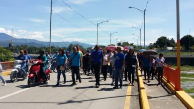 Photo of Maestros de San Juan marchan hacia la Regional de Educación 02