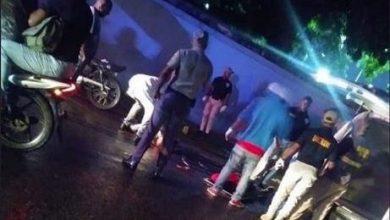 Photo of Mueren dos presuntos atracadores tras enfrentamiento con la Policía en la avenida Máximo Gómez con Pedro Livio Cedeño
