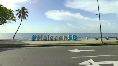 Photo of Cierran Malecón de Santo Domingo por filmación de película