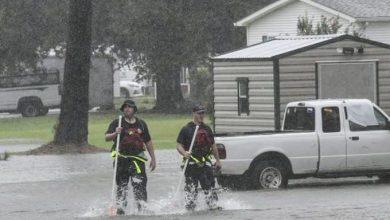 Photo of Las Carolinas sufren las primeras consecuencias de llegada del huracán Dorian