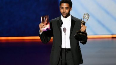 Photo of El actor de origen dominicano Jharrel Jerome se lleva un Emmy por «When They See Us»