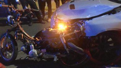 Photo of Un hombre muere al ser atropellado por un vehículo que realizaba una carrera en Santiago
