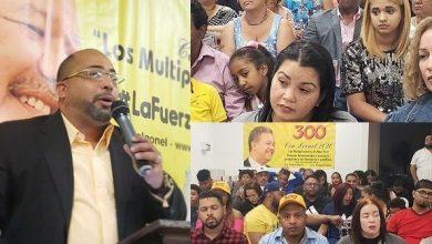 Photo of Cientos en NY asisten asamblea para apoyar Leonel Fernández en primarias