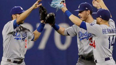 Photo of Dodgers remontan y le arrebatan la serie a Mets