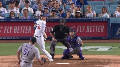 Photo of Dodgers explotan con 7 HR y apabullan a Rockies