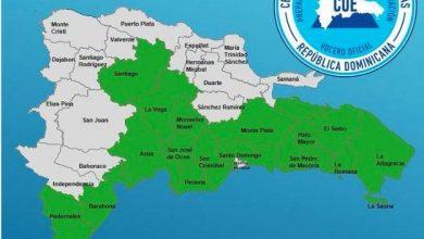 Photo of Emiten alerta para 16 provincias por lluvias «significativas»