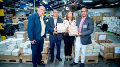 Photo of Junta Central Electoral entrega a partidos materiales para las primarias de octubre
