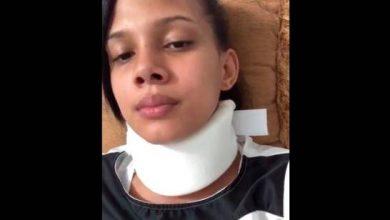 Photo of Joven denuncia fue golpeada por conductor de autobús escolar en Constanza