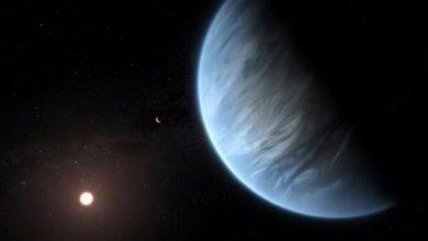 Photo of Descubren agua en atmósfera de exoplaneta potencialmente habitable
