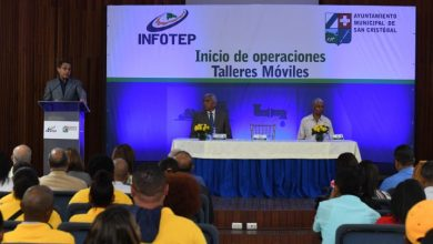 Photo of Programa con talleres móviles del INFOTEP continúa en expansión y se extiende a San Cristóbal