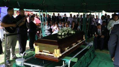 Photo of Sepultan restos del Dr. Víctor Melitón Rodríguez «Prócer de la Administración Pública Dominicana»