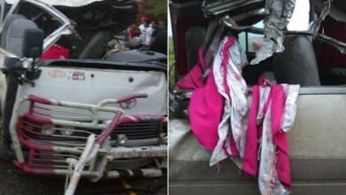 Photo of Al menos tres muertos y varios heridos tras impactar autobús con una patana en Montecristi