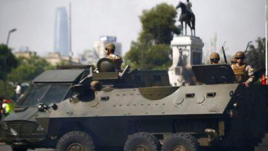 Photo of Muere un joven de 23 años tras ser atropellado por un camión militar durante las protestas en Chile
