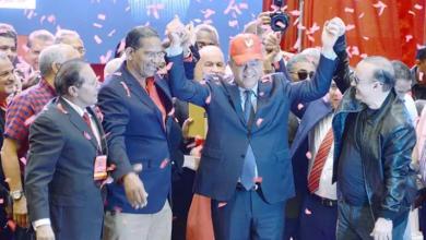 Photo of Leonel es proclamado candidato presidencial de 6 partidos políticos