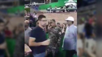 Photo of Apresan joven que le vociferó «corrupto» a Camacho en el Estadio Quisqueya