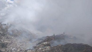 Photo of Empresarios de Haina piden declarar el municipio en Estado de emergencia por incendio en vertedero