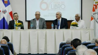 Photo of Inauguran la VI Feria del Libro de Historia Dominicana