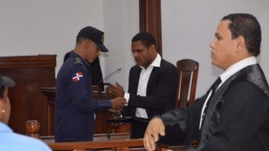 Photo of Conocen juicio de fondo a Donni Santana, acusado de violar hijastra