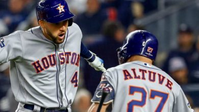 Photo of Astros aplastan a Yankees y se acercan a la SM