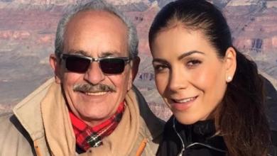 Photo of Hallan muerto en su vehículo al padre de la actriz Paty Manterola