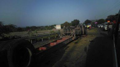 Photo of Cinco muertos en accidente de tránsito en carretera Baní-Azua