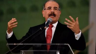 Photo of «Gonzalo Castillo es un hombre bueno y será un honor entregarle la Banda Presidencial», dijo Danilo