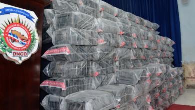 Photo of DNDC decomisó más de 5000 kilos de drogas entre enero y agosto de este año