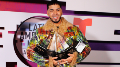 Photo of Anuel AA gana 5 premios Latinamas