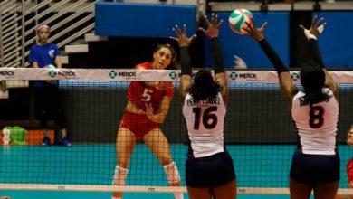 Photo of Las Reinas del Caribe vencen a México en inicio Torneo NORCECA