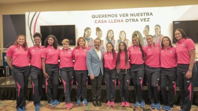 Photo of Reinas del Caribe buscarán clasificación olímpica en la República Dominicana