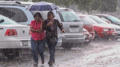 Photo of Los aguaceros con viento seguirán; mantienen alerta en 19 provincias
