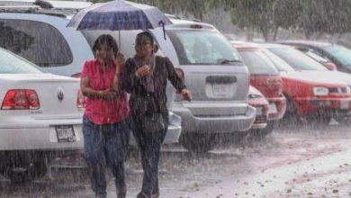 Photo of Meteorología pronostica aguaceros y tronadas para esta tarde