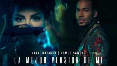 Photo of Natti Natasha y Romeo Santos estrenan el remix oficial «La mejor versión de mi»