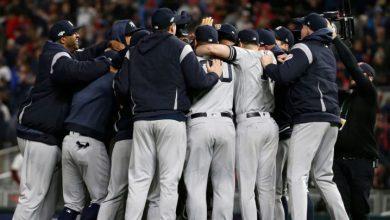 Photo of Yankees barren a Mellizos y avanzan a la SCLA