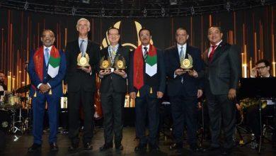 Photo of IDAC recibe premio «Conectividad Global Sobresaliente»