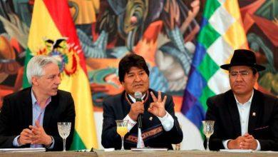 Photo of Oficialismo y oposición anuncian protestas a la espera del conteo en Bolivia