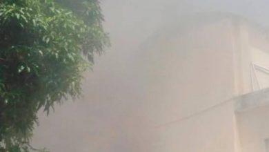 Photo of Evacuan pacientes y médicos de centro médico de Cotuí por incendio