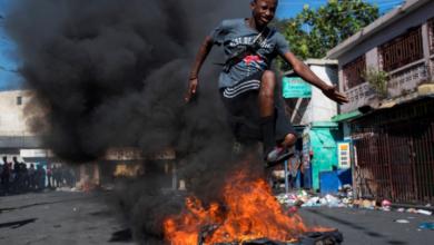 Photo of Al menos un muerto y un herido durante las protestas en Haití