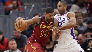 Photo of Sixers se imponen a Cavs, Horford aporta 11 puntos
