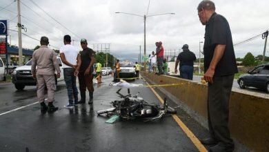 Photo of Un muerto y un herido en accidente de tránsito en la autopista Duarte