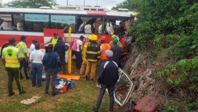 Photo of Muere cobrador de autobús accidentado en autopista del Nordeste