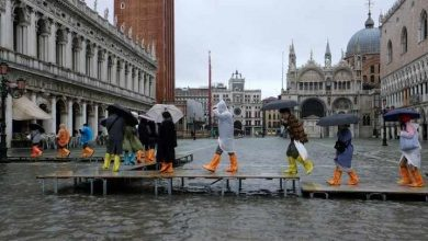 Photo of Declaran a Venecia en estado de emergencia por inundaciones